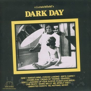 Cover art - Dark Day: Exterminating Angel
