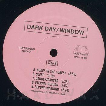 Cover art - Dark Day: Window