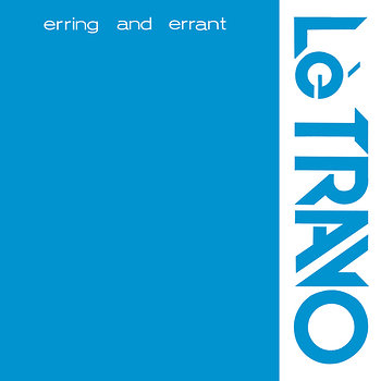 Cover art - Lè Travo: Erring And Errant