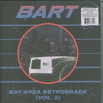Cover art - Various Artists: Bay Area Retrograde Vol. 2