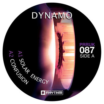Cover art - Dynamo: Solar Energy