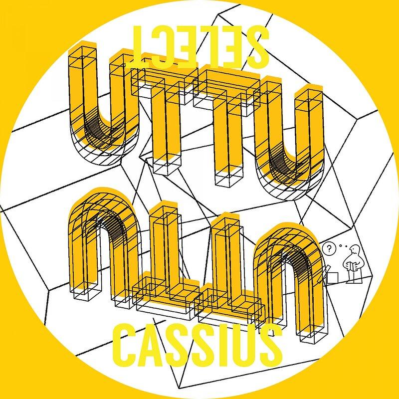 Cover art - Cassius Select: Cross Strut