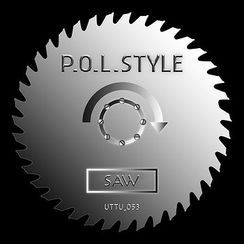 Cover art - P.O.L. Style: Saw