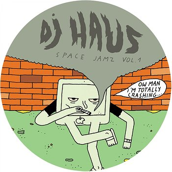 Cover art - DJ Haus: Space Jamz Vol. 1