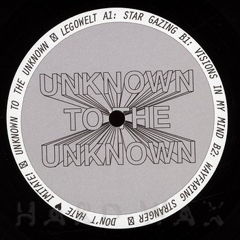 Cover art - Legowelt: Star Gazing