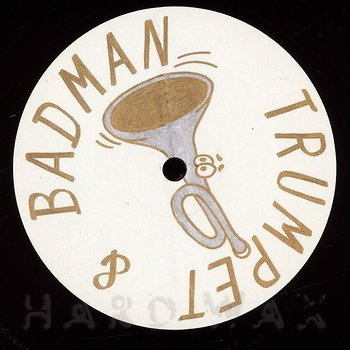 Cover art - Trumpet & Badman: Feel My Body Achin'