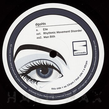 Cover art - Dgohn: Elle