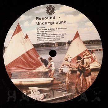 Cover art - Resound: Underground