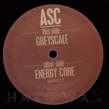 Cover art - ASC: Energy Core