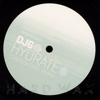 Cover art - DJG: Hydrate