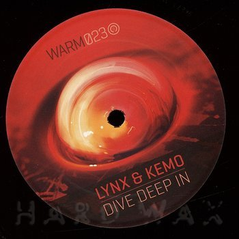 Cover art - Lynx & Kemo: Dive Deep In