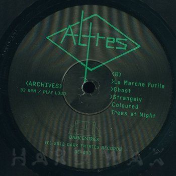 Cover art - Altres: Archives