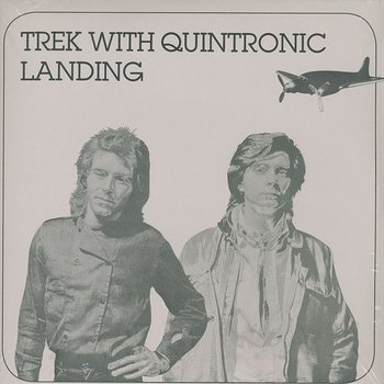 Cover art - Trek With Quintronic: Landing Plus