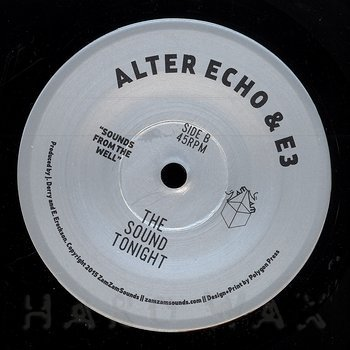 Cover art - Alter Echo & E3: Heights