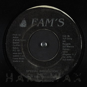 Cover art - Family Man: Special Inspiration