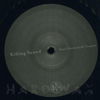 Cover art - Killing Sound: $ixxx Harmonie$ Version