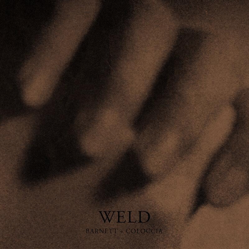 Cover art - Barnett & Coloccia: Weld