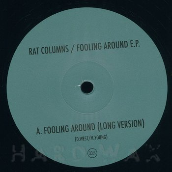 Cover art - Rat Columns: Fooling Around EP