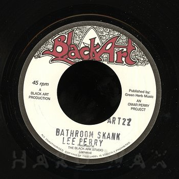 Cover art - Lee Perry: Bathroom Skank