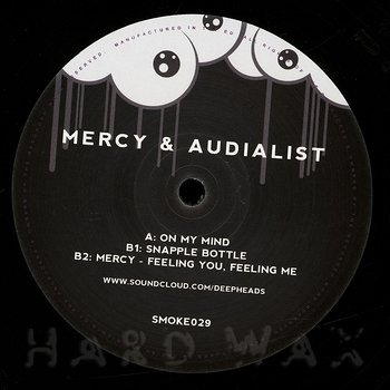 Cover art - Mercy & Audialist: Mercy