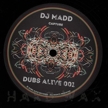 Cover art - DJ Madd: Capture