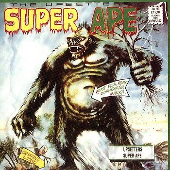 Cover art - The Upsetters: Super Ape