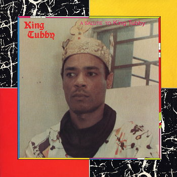 Cover art - Various Artists: A Salute To King Tubby