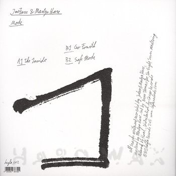 Cover art - JoeFarr & Martyn Hare: Mode