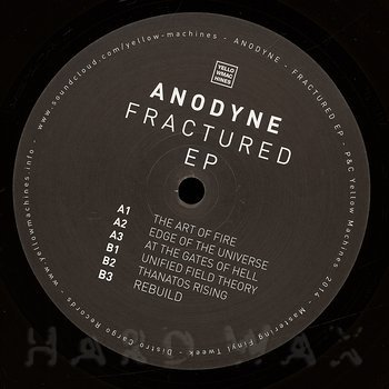 Cover art - Anodyne: Fractured EP