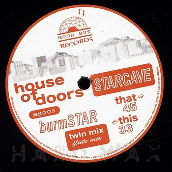 Cover art - House Of Doors: Starcave