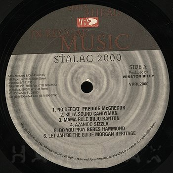 Cover art - Various Artists: Stalag 2000