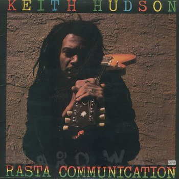 Cover art - Keith Hudson: Rasta Communication