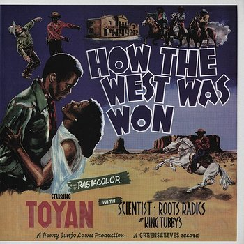 Cover art - Toyan: How The West Was Won