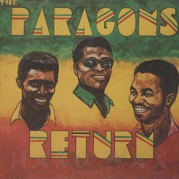 Cover art - The Paragons: The Paragons Return