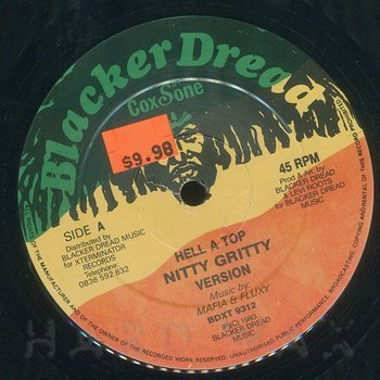 Cover art - Nitty Gritty: Hell A Top