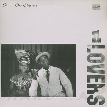 Cover art - Various Artists: Studio One Classics Lovers