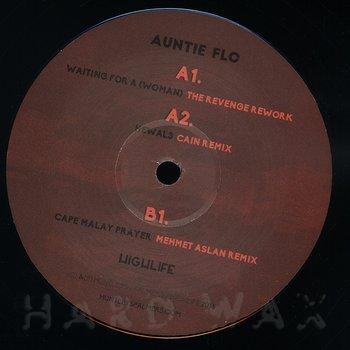 Cover art - Auntie Flo: Remixes
