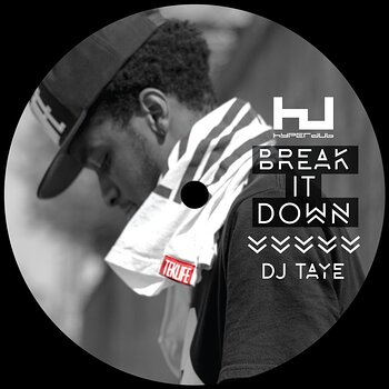Cover art - DJ Taye: Break It Down