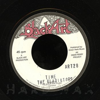 Cover art - The Gladiators: Time