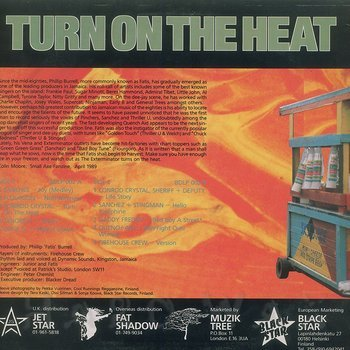 Cover art - Various Artists: Exterminator Presents: Turn On The Heat