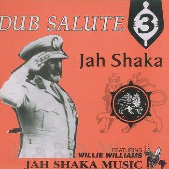 Cover art - Jah Shaka: Dub Salute 3