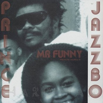 Cover art - Prince Jazzbo: Mr Funny