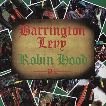 Cover art - Barrington Levy: Robin Hood