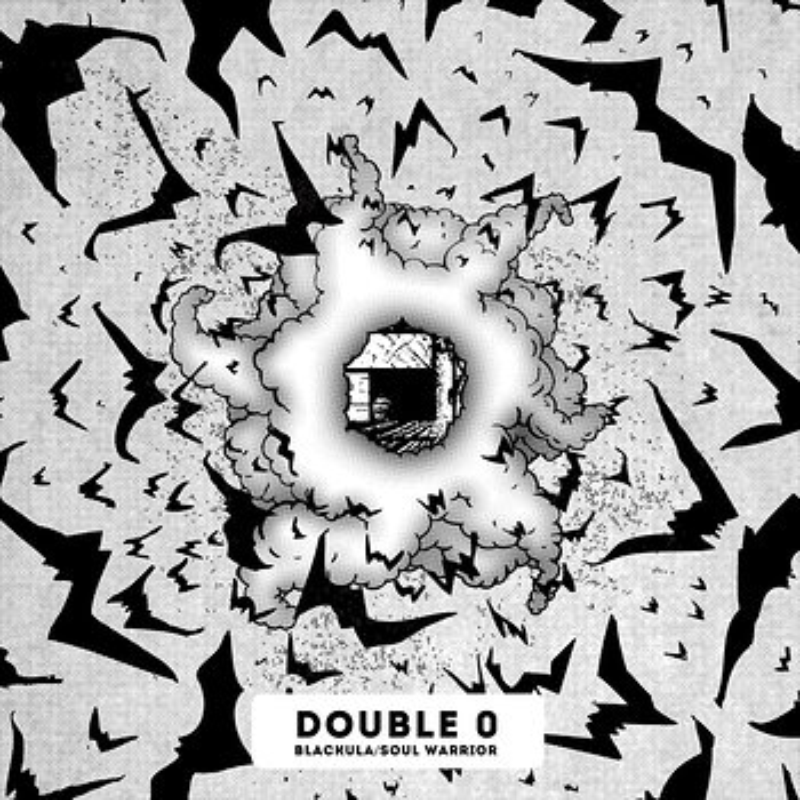 Cover art - Double O: Blackula