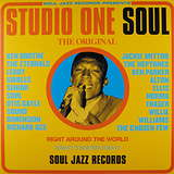 Cover art - Various Artists: Studio One Soul