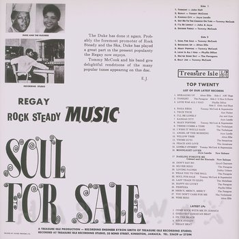 Cover art - Various Artists: Soul For Sale