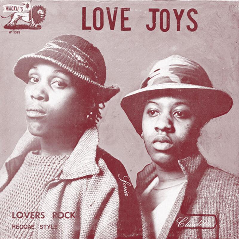 Cover art - Love Joys: Lovers Rock Reggae Style