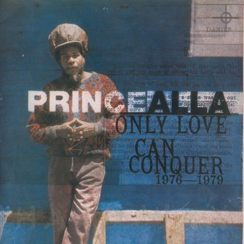 Cover art - Prince Allah: Only Love Can Conquer