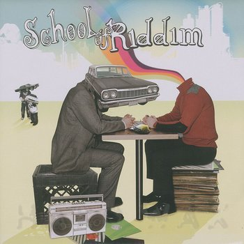 Cover art - Various Artists: School of Riddim