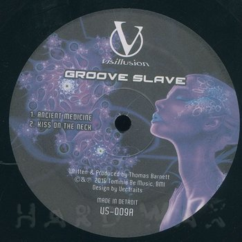 Cover art - Subterfuge / Groove Slave: Visillusion 9